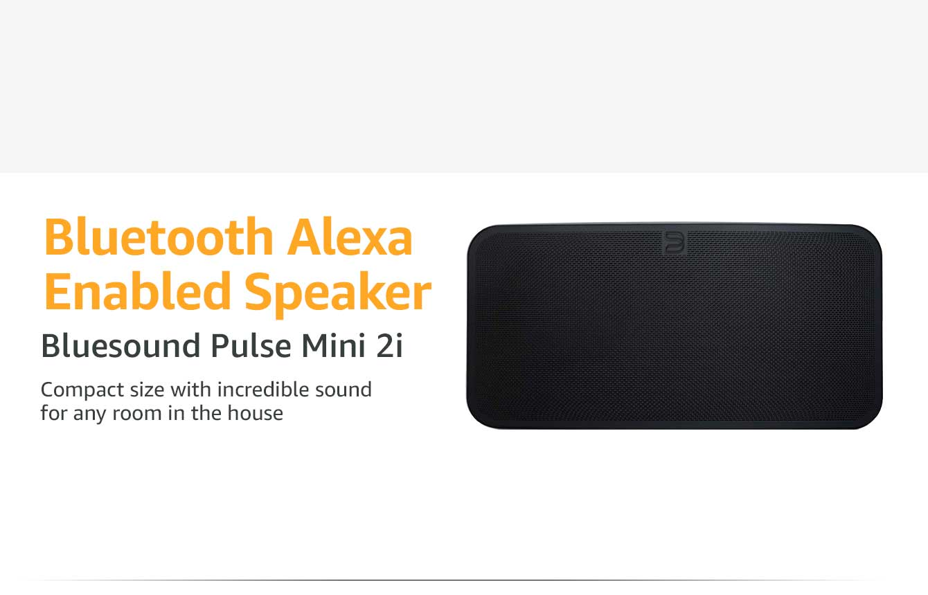 Bluetooth Alexa Enabled Speaker