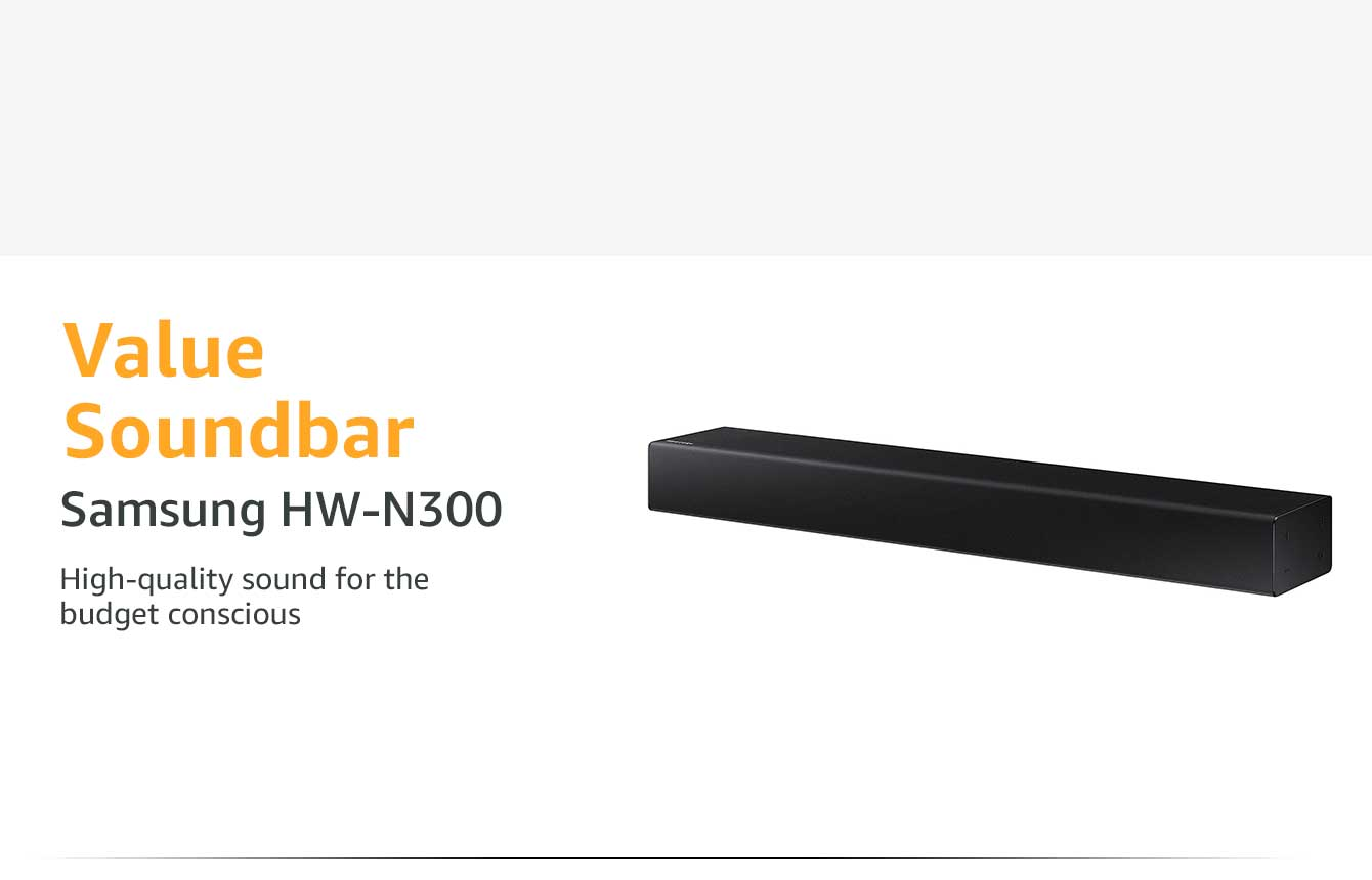 Value Soundbar