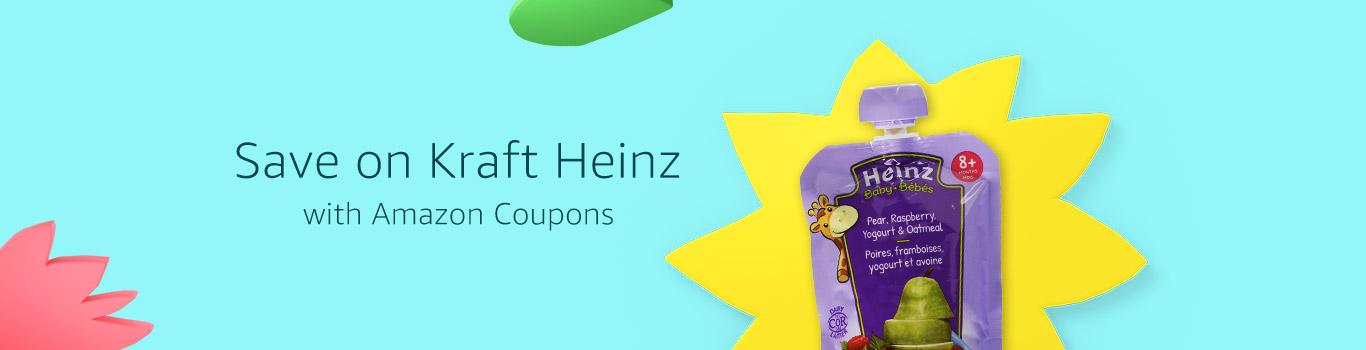 Kraft Heinz Coupons
