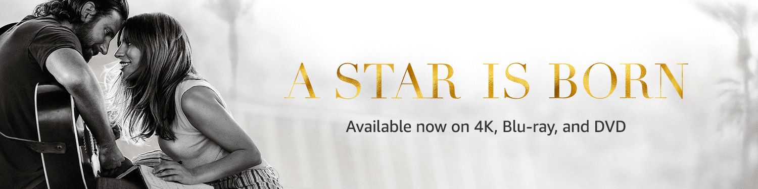 A Star Is Born - Available now