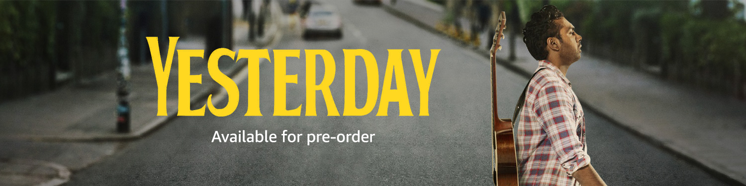 Yesterday: Available for pre-order