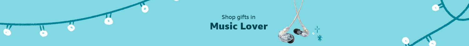 Shop gifts in Music Lover