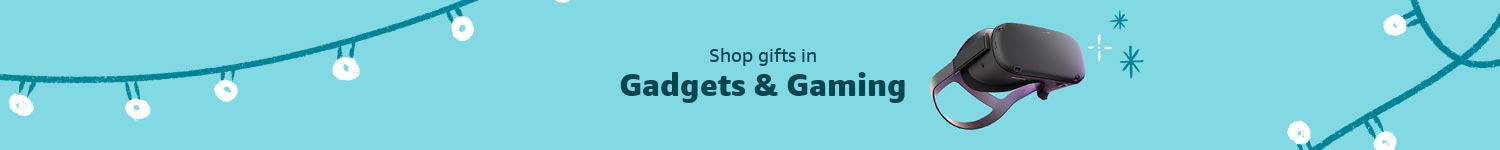 Shop gifts in Gadgets & Gaming