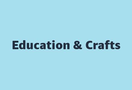 Deducation & Crafts