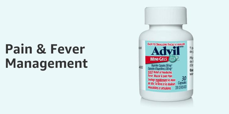 Pain & Fever Management