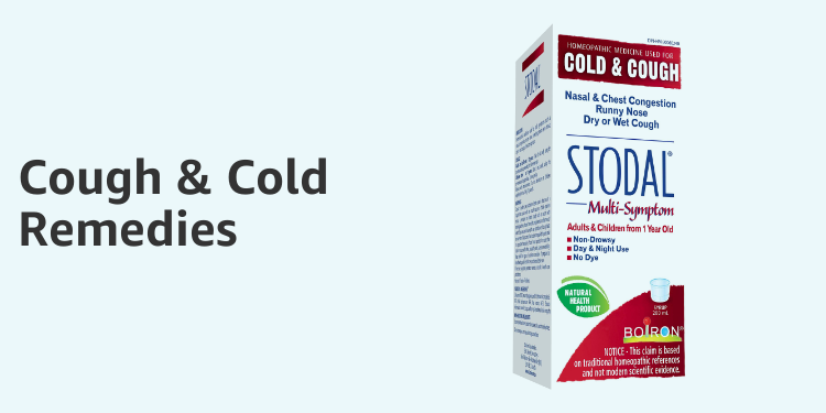 Cough & Cold Remedies