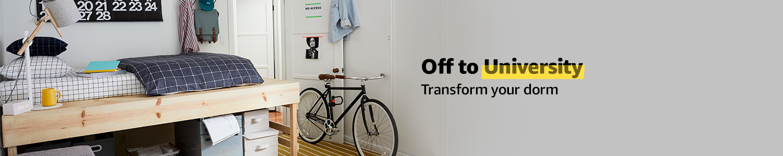 Transform your dorm