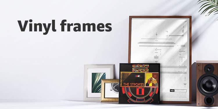 Vinyl Frames