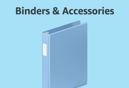 Binders & Accessories