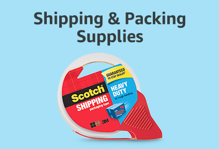 Shipping & Packing Supplies