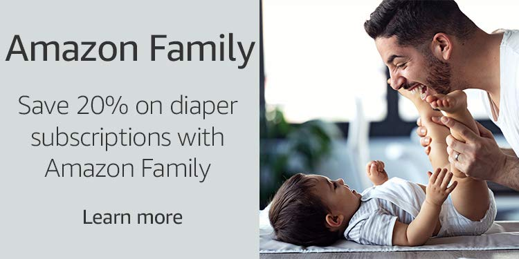 Amazon Family - Learn more