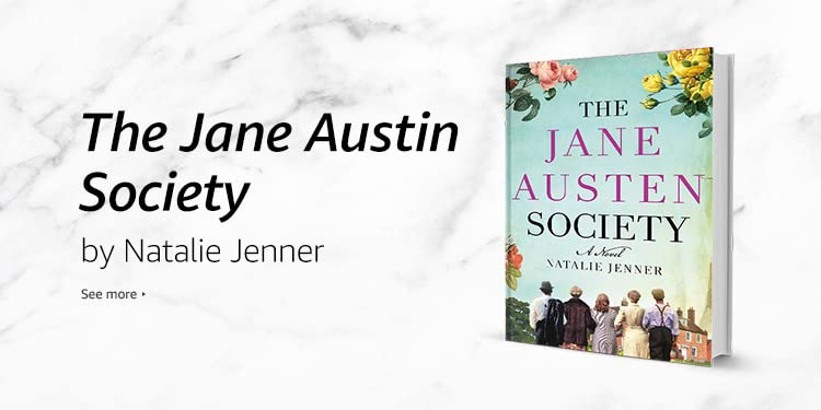 The Jane Austin Society by Natalie Jenner