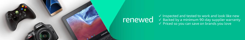 Amazon Renewed