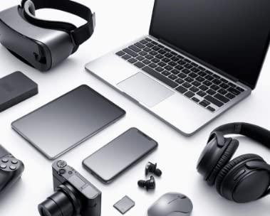 Handpicked electronics