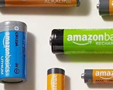 AmazonBasics essentials