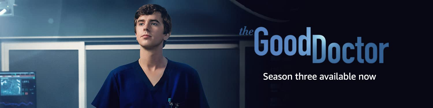 The Good Doctor: Available now