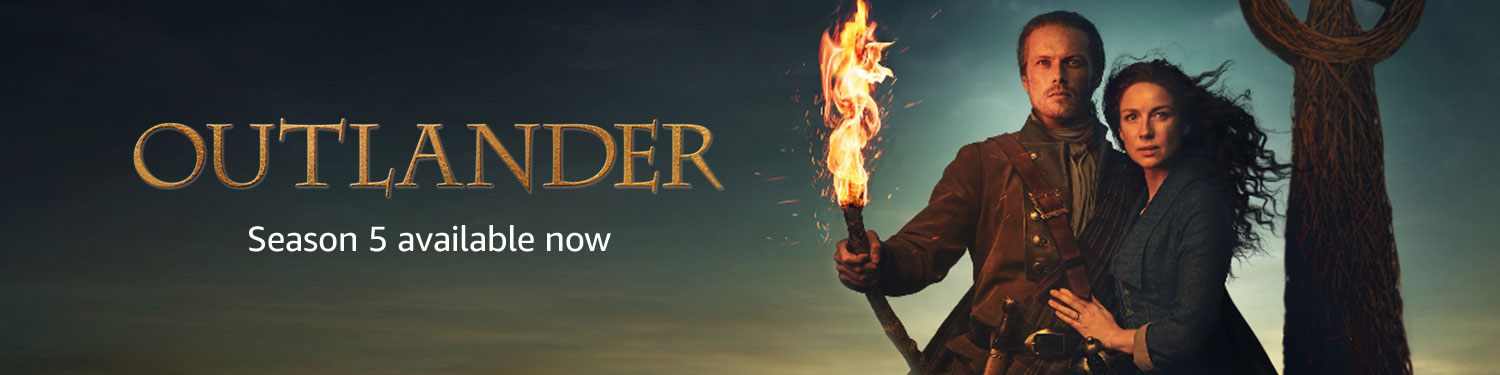 Outlander: Available now