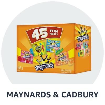 Maynards & Cadbury