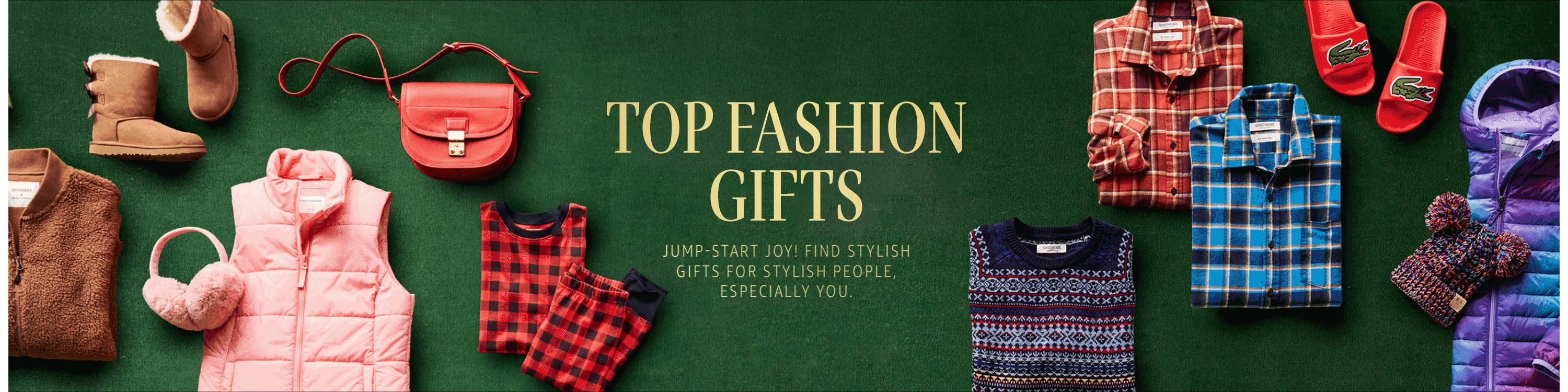 Top Fashion Gifts