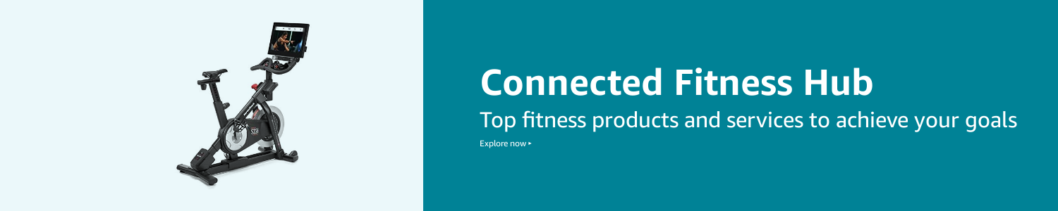 Connected Fitness Hub