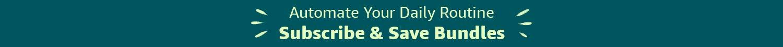 Subscribe & Save Bundles