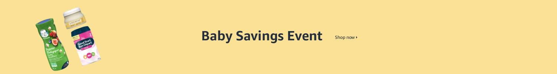 Baby Savings Event
