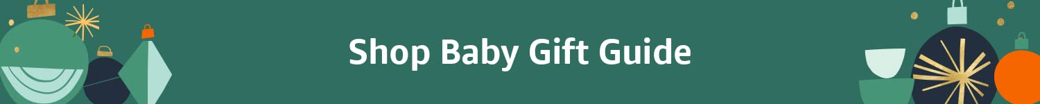 Shop Baby Gift Guide