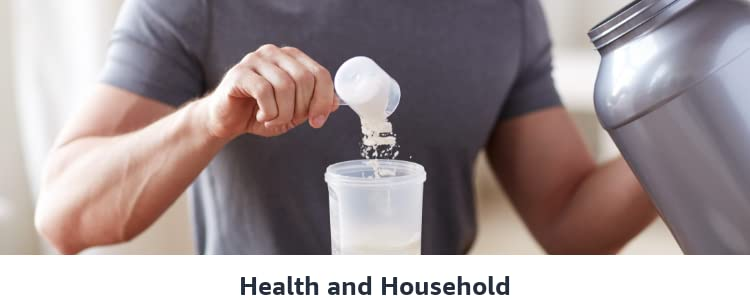 Shop in Health and Household