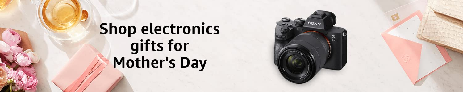 Shop electronics gifts for Mother's Day