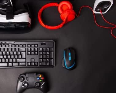 Essential gaming accessories