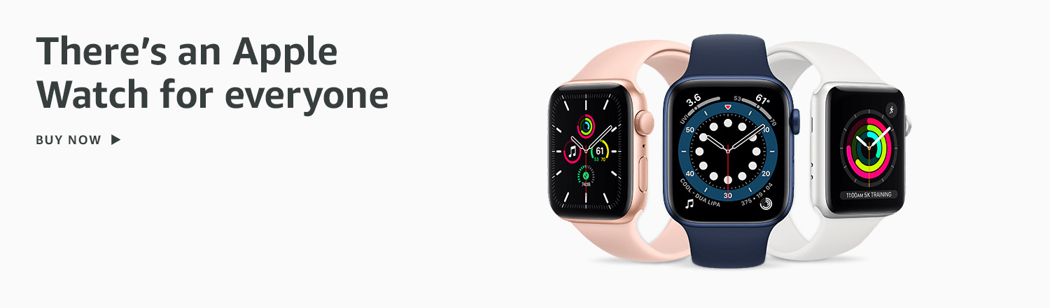 There's an Apple watch for everyone : Shop now