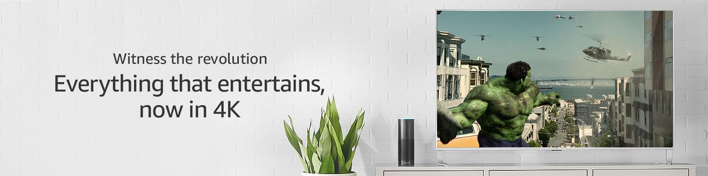 Amazon 4K Store