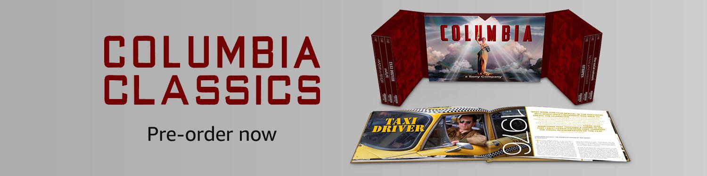 Columbia Classics: Preorder Now