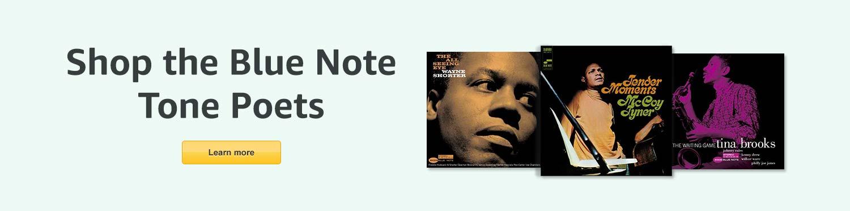 Shop the Blue Note Tone Poets