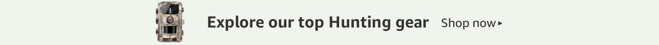 Explore Hunting gear