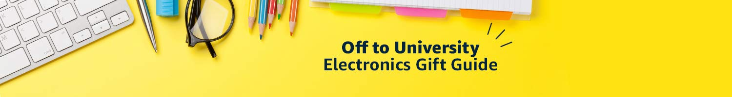 Off to University: Electronics Gift Guide