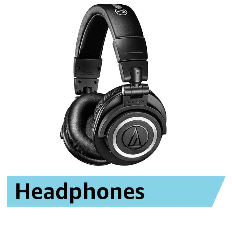 Featured Products: Headphones