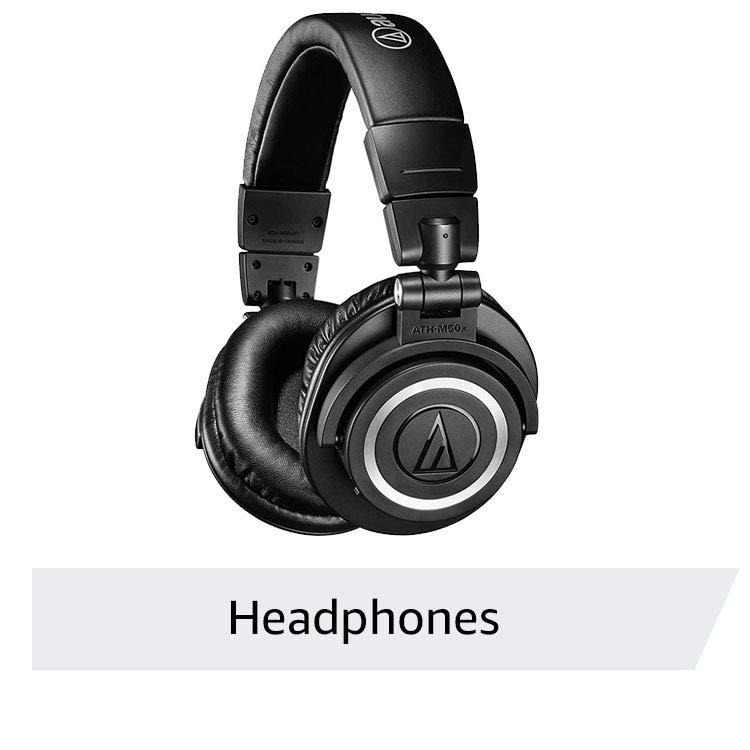 Handpicked headphones