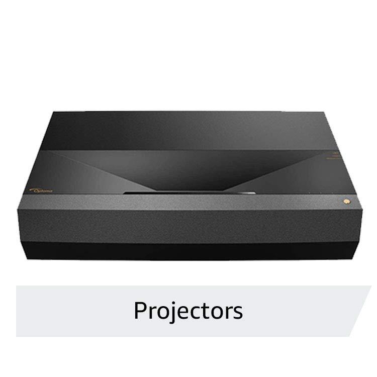 Handpicked projectors