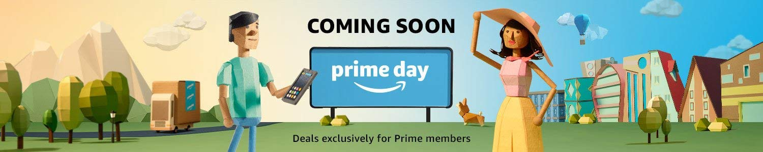 Coming Soon: Prime Day deals exclusively for Prime members