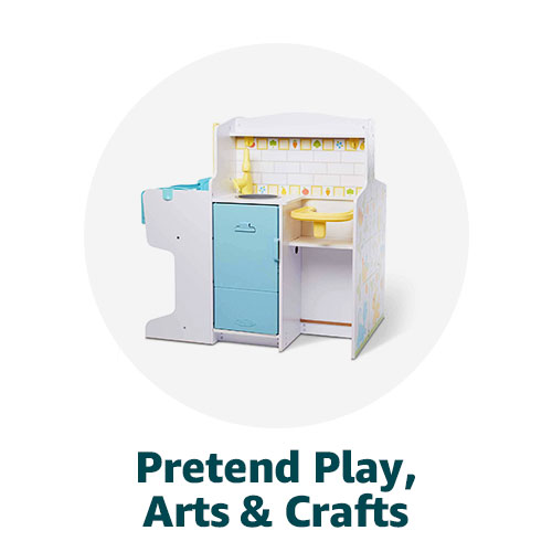 Pretend Play, Arts & Craft