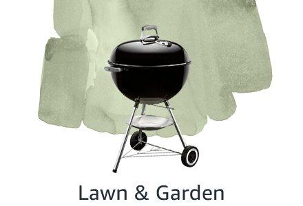 Patio, Lawn & Garden