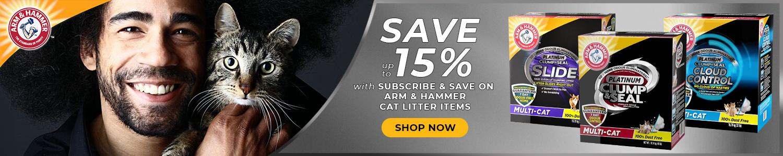 Arm & Hammer : Save 15$