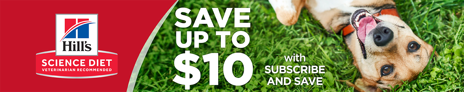 Hill's: Save up to $10