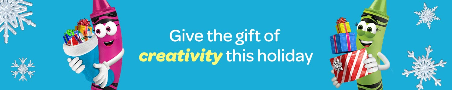 Give the gift of creativity this holiday