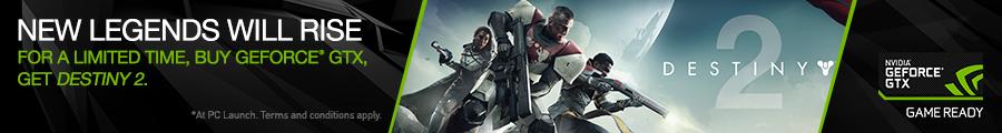 Destiny 2 Promotion