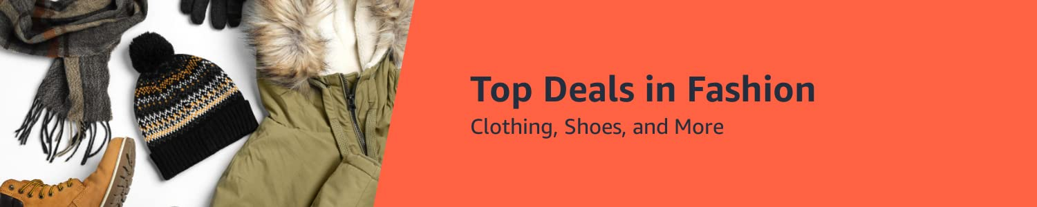 Top Deals in Fashion