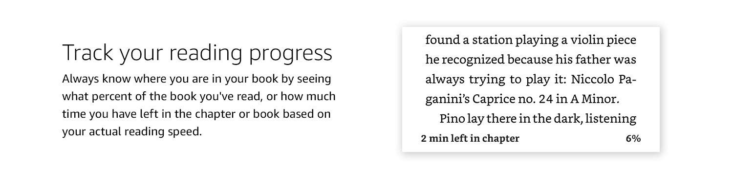 Track your reading process