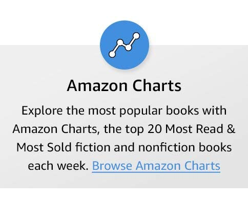 Browse Amazon Charts