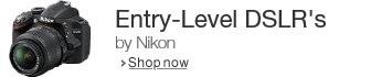 Entry-Level DSLR's